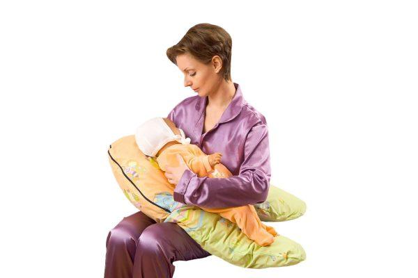 Corona Ergo jastuk za dojenje i jastuk za trudnice 4