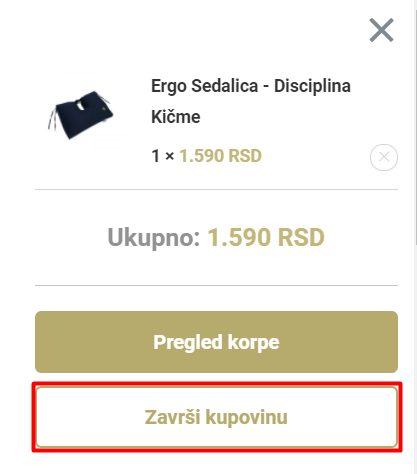 Corona Ergo kako kupiti 4