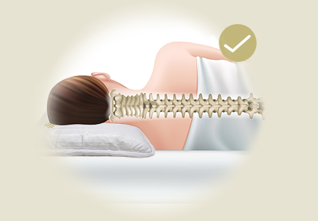 Corona Ergo anatomski jastuci